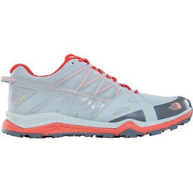 The North Face Hedgehog Fastpack Lite II GTX Chaussures Femme, high rise grey/fire brick red